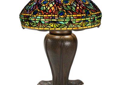tiffany-peacock-lamp